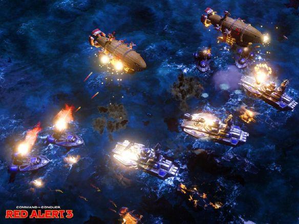 《红色警戒3:起义时刻》  繁体中文版