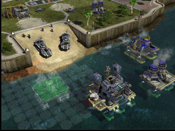《命令与征服之红色警戒3》游戏截图5