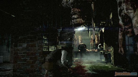 《恶灵附身》游戏截图-1
