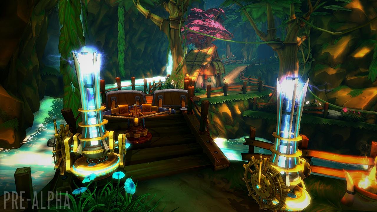 地牢守护者2游戏图片欣赏
