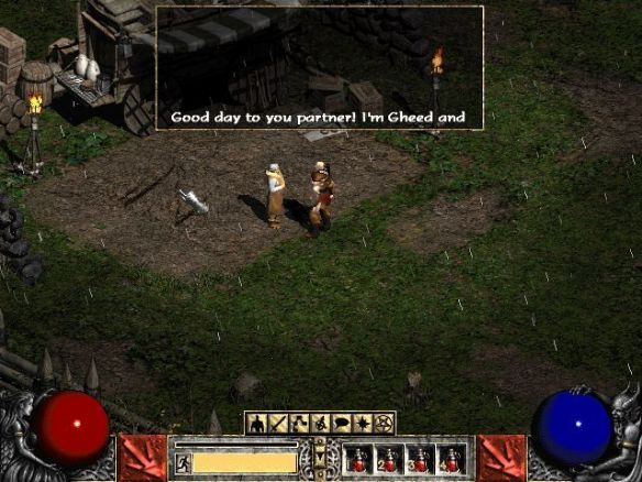 Diablo II Lord of Destruction Patch 1.10, Скачать (4.88 Mb).
