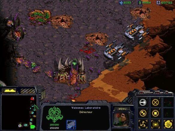 《星际争霸》游戏截图-3