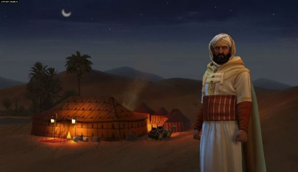 《文明5:美丽新世界》游戏截图-4