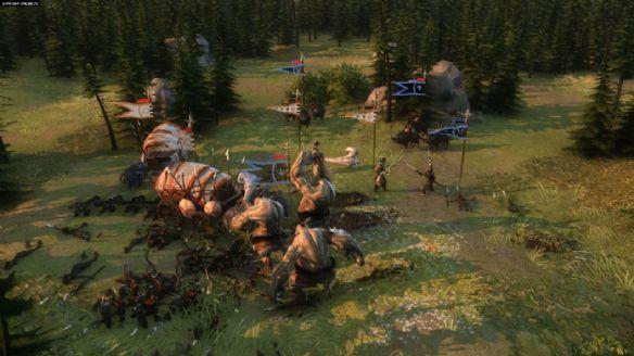 《奇迹时代3》游戏截图-1