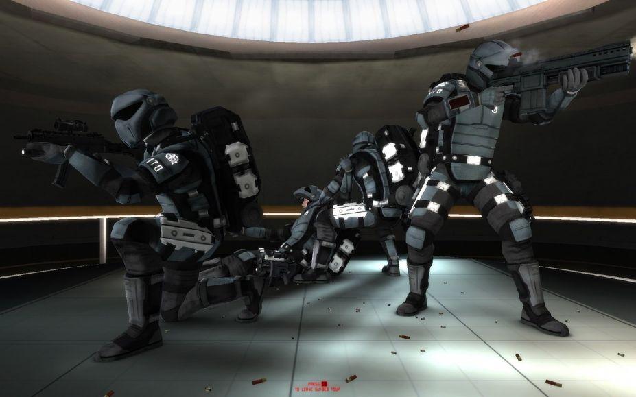 《星际舰队》游戏截图-4