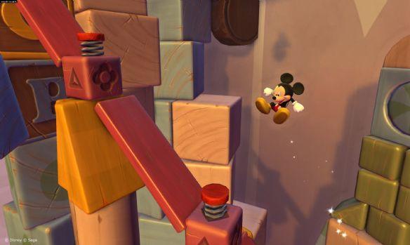 《梦幻城堡:米老鼠历险》游戏截图-1