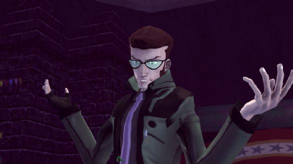 《少年正义联盟:遗产》游戏截图-4
