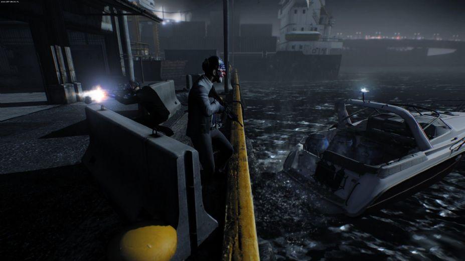 《收獲日2》游戲截圖-3