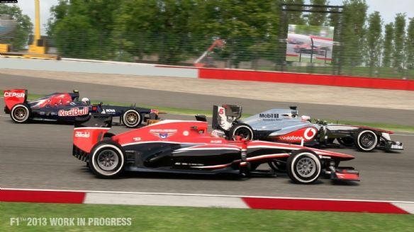 《F1 2013》游戏截图-4