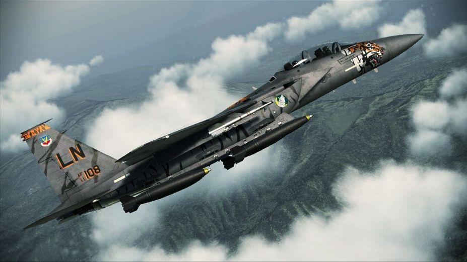 《皇牌空战:无限》游戏截图-4