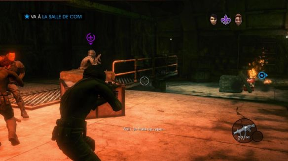 《黑道圣徒4》游戏截图-4
