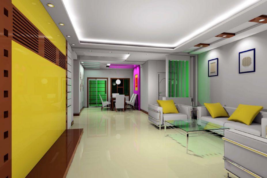 家居室内装修设计桌面壁纸 各种风情各种美 二