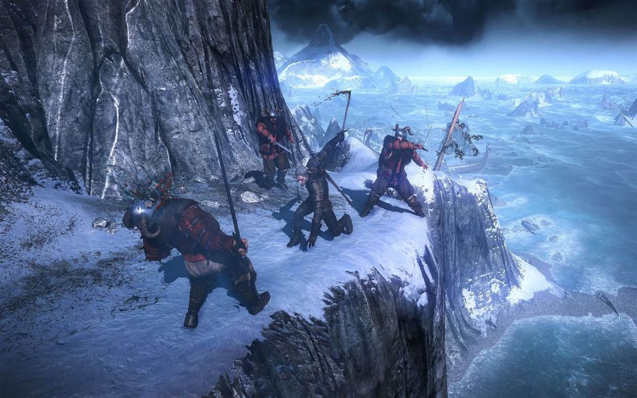 巫师3游戏视频