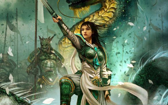 奇幻世界《魔法门之英雄无敌6》高清壁纸