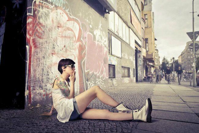 都市唯美風格的非主流圖片圖片