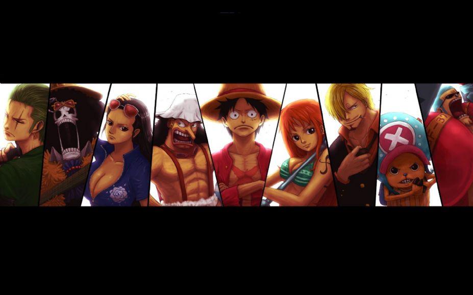《海贼王》主题动漫高清壁纸图片(10),《海贼王》主题