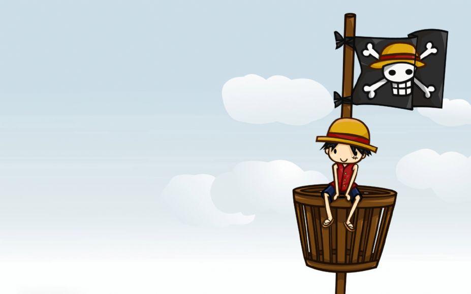 《海贼王》主题动漫高清壁纸