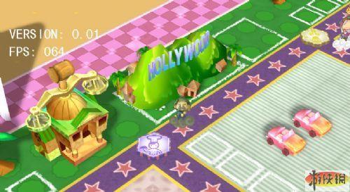 《大富翁8》游戏截图-4