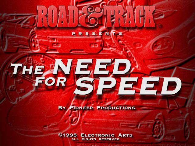 极品飞车1(Need for Speed 1)下载_极品飞车1 硬盘版截图