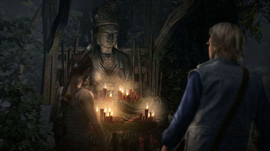 《古墓丽影9》中文版截图