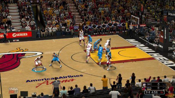 《NBA 2K13》中文版截图