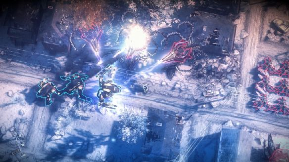 《异形2》游戏截图