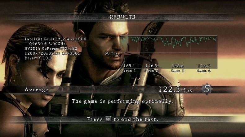 生化危机5 Resident Evil 5免安装中文版