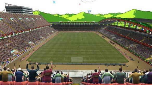 《实况足球2011》截图