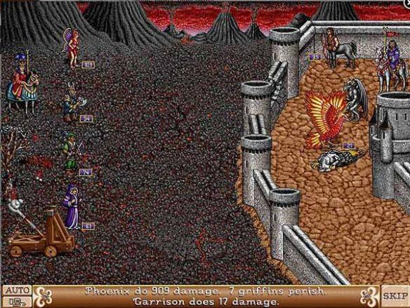 《魔法门系列之英雄无敌2》游戏截图10