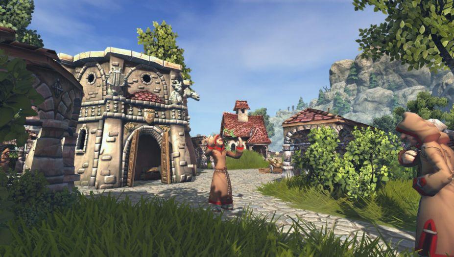 《工人物语7王国之路 黄金豪华版》高清游戏截图