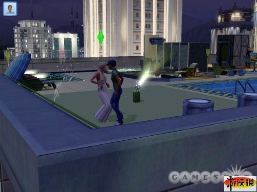 《模拟人生3:夜店人生》