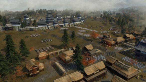 《幕府将军2:全面战争》截图