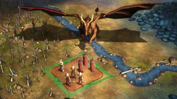 《堕落女巫:传奇英雄》截图