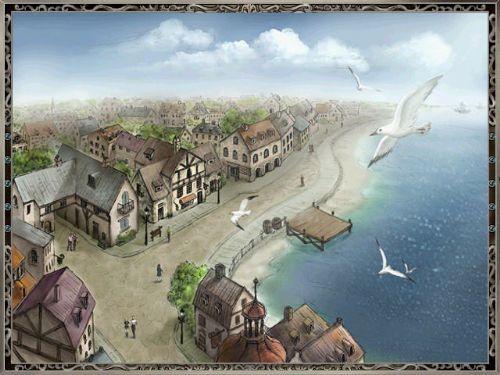 《大航海时代4》截图