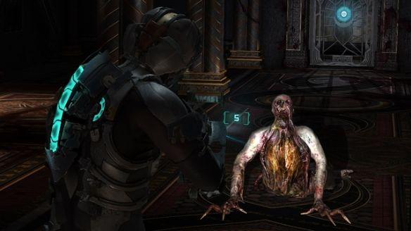《死亡空间2》截图