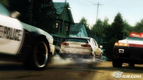 《極品飛車12:極道車神》截圖