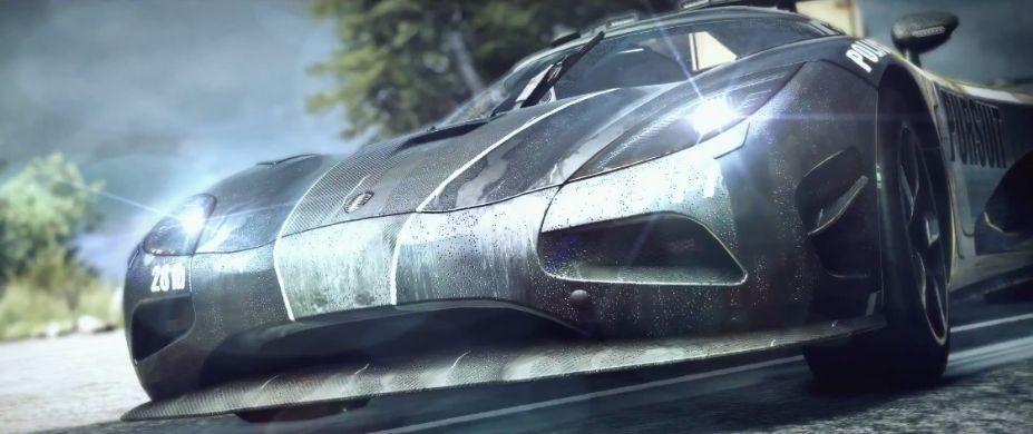 《极品飞车18:宿敌》游戏截图-1