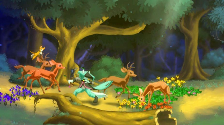 《尘埃:幸福的轨迹》游戏截图