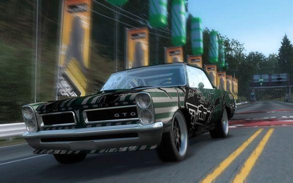 《极品飞车11:街道争霸》中文版截图
