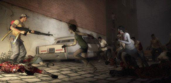 《求生之路2:消逝》中文版截图