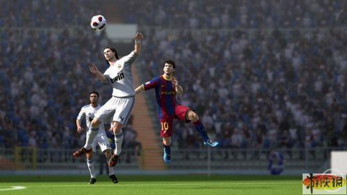 《FIFA世界足球11》截图