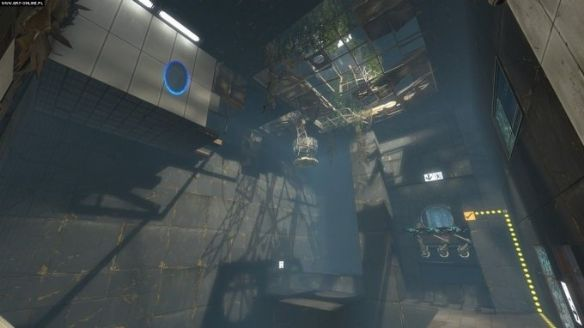 《传送门2》截图