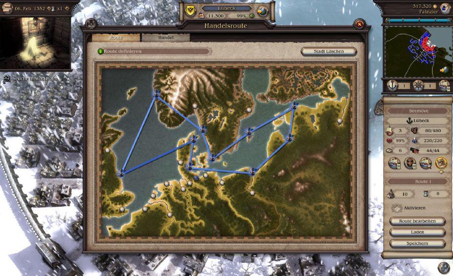 《大航海家4》SS截图