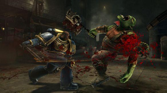 《战锤40K:星际战士》中文版截图