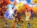 《仙剑奇侠传5》战斗图
