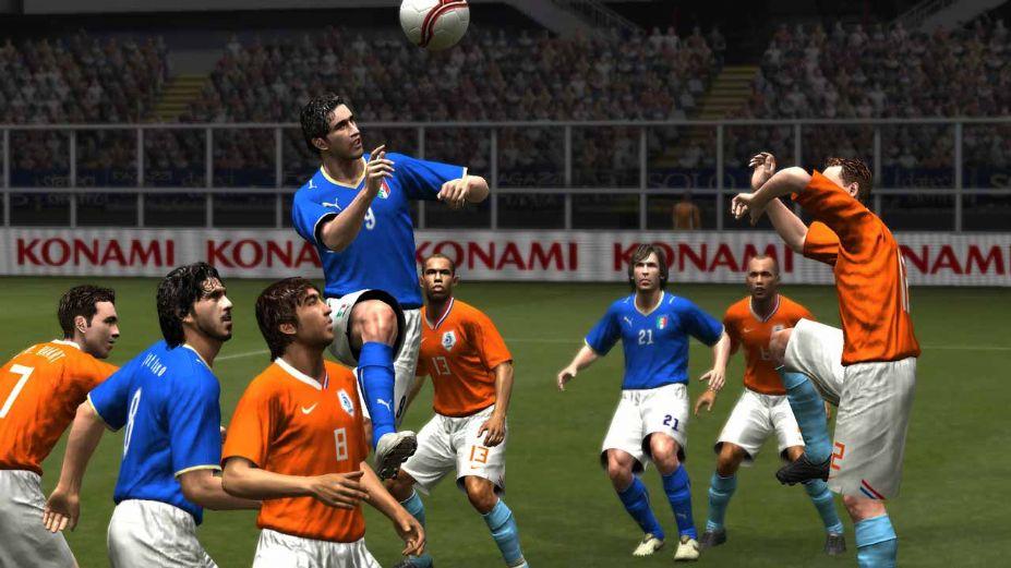 《实况足球2009》中文版截图