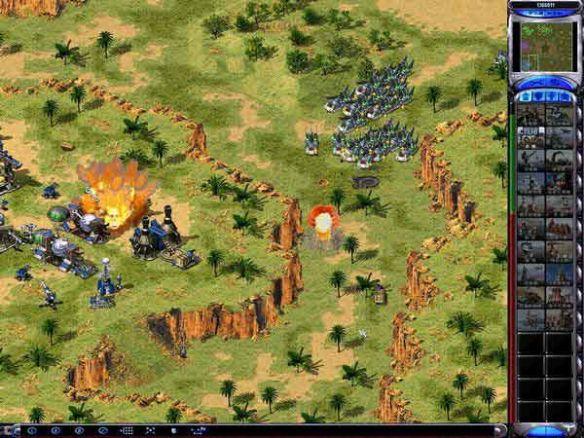 《红色警戒2兵临城下》游戏截图