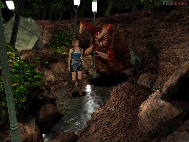 生化危机3游戏图片欣赏