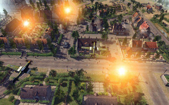 《战争之人:突击小队》中文版截图