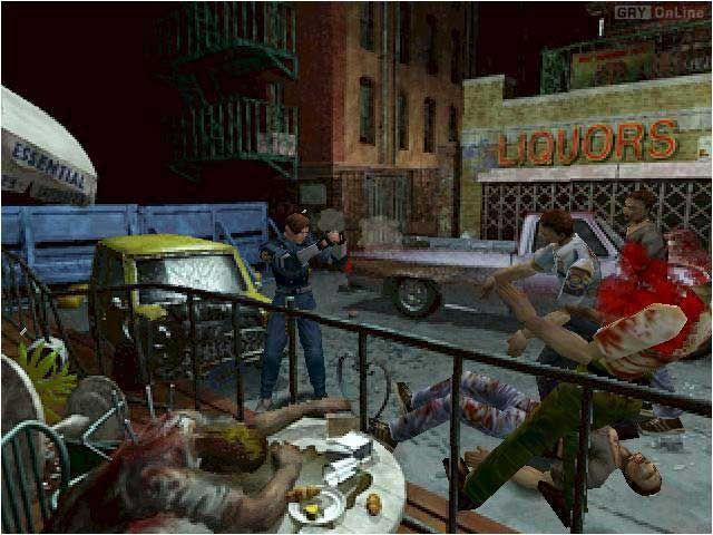 生化危机2(Biohazard 2)下载_生化危机2 简繁体中文硬盘版截图